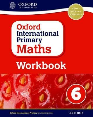 Oxford International Primary  Math Workbook 6