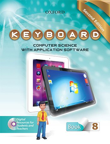 Oxford Keyboard Computer Science With Application Software Book 4