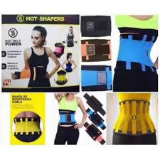 Unisex Xtreme Power Belt Hot Slimming Thermo Shaper Waist Trainer Faja Sport Improve Fitness Effect
