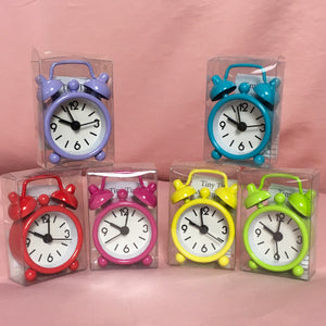 Mini Alarm Clocks