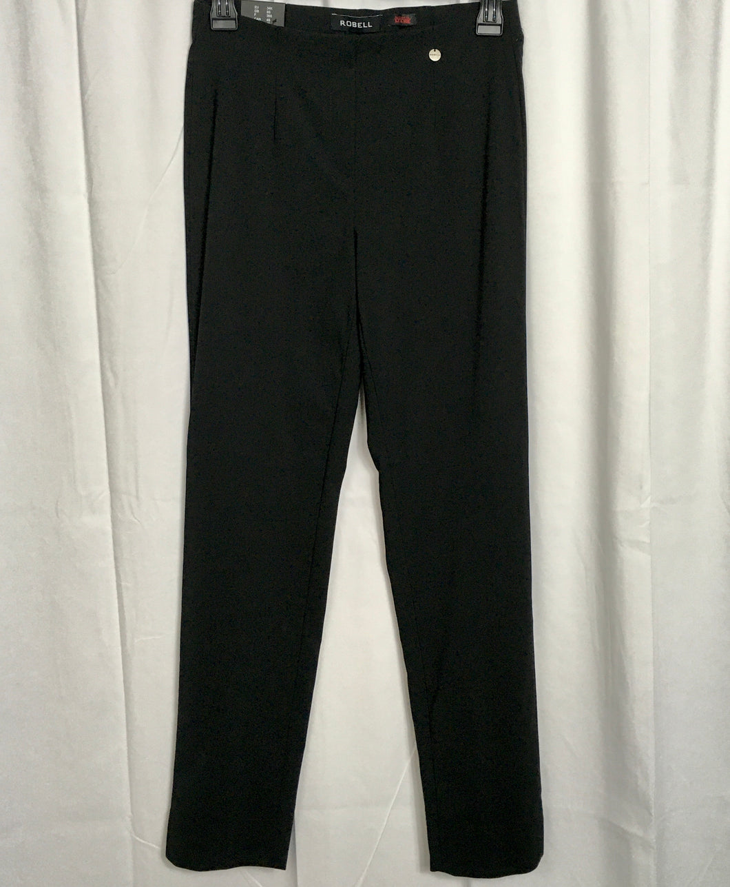 Black dress pant - seam up back