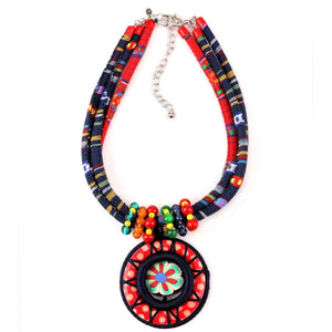 Treska Colorful necklace