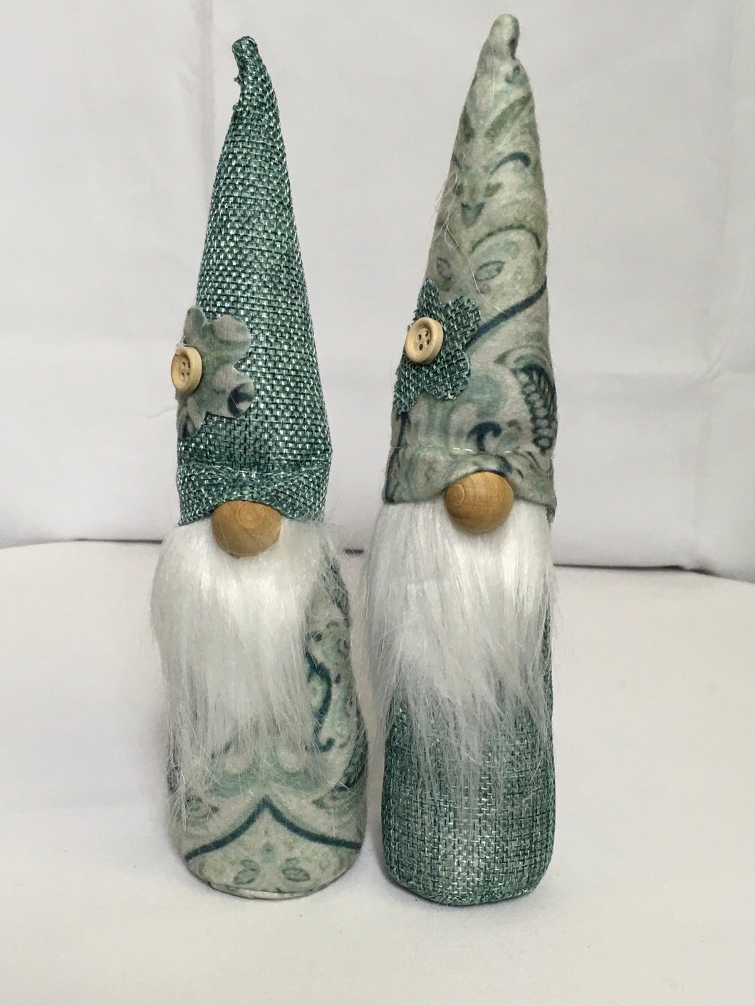Tiny tall paisley gnomes