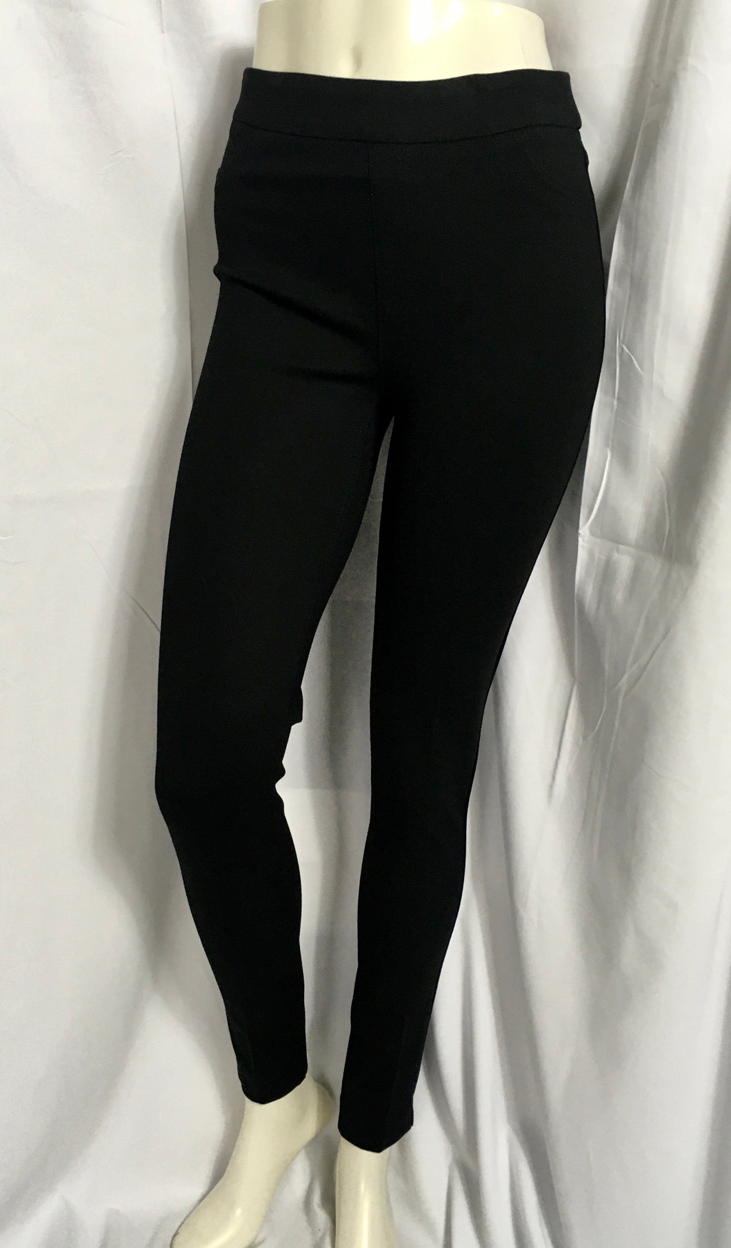 Black Legging with back pockets