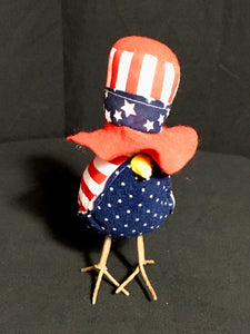 Uncle Sam Eagles gnome