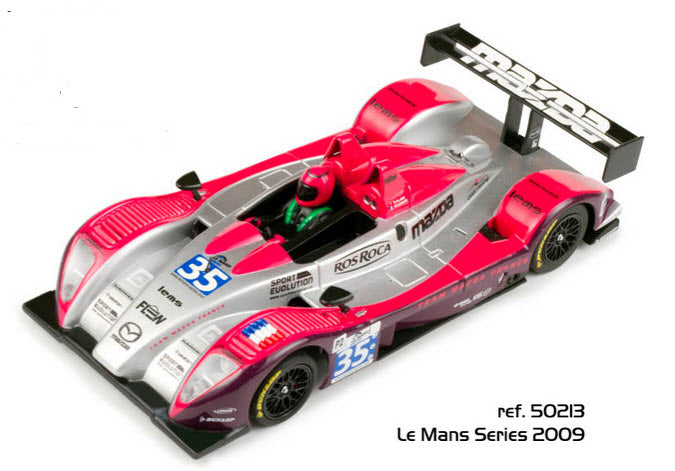 50213 Avant Slot Pescarolo-Mazda Oak Racing No. 35