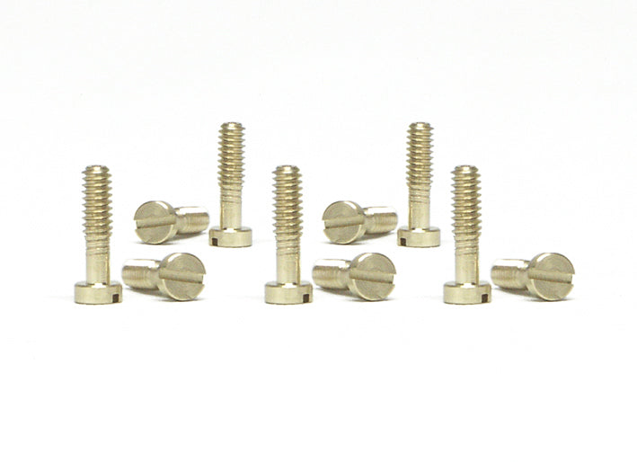 SICH51 Slot.It Long Slotted Screws, M2.2x8mm, Small Head