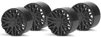 SIPA13B Slot.It BBS Wheel Inserts, F1, Black