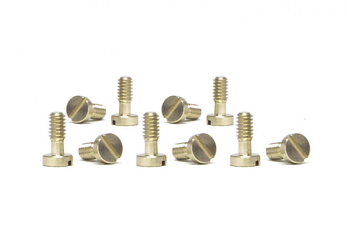 SICH53 Slot.It Short Slotted Screw, M2.2x5.3mm, Small Head