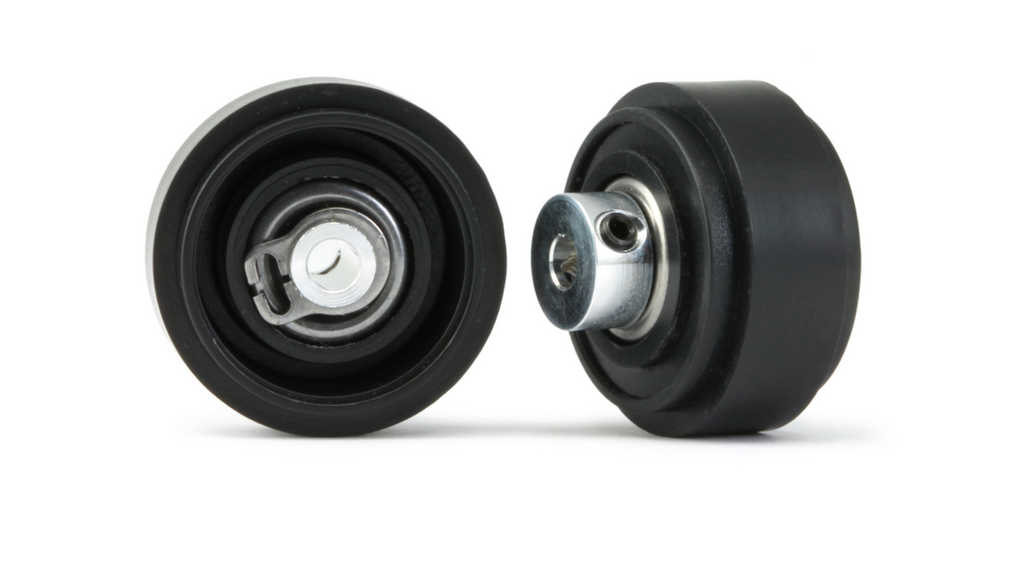 SIPA72as Slot.It 4WD Assembled Front Plastic Hubs,15.8 x 8.2mm