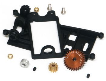 SIKK11 Slot.It AW Motor Mount Conversion Kit, 0.0mm Offset