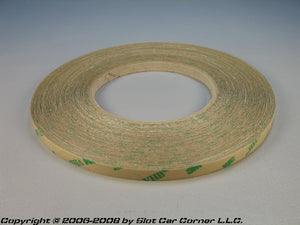 3M Double-sided Tape (1/4'' Wide x 5 mil Thick)