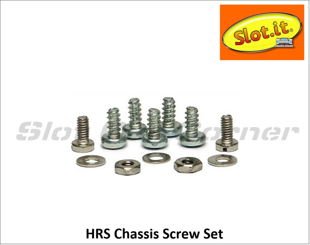 SICH08 Slot.It HRS Set of Screws