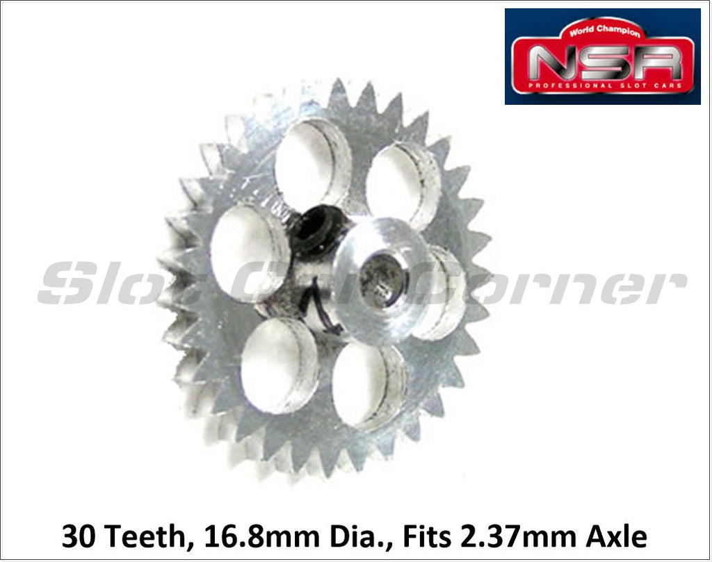 NSR6530 NSR 16.8mm Extra Light Anglewinder Gear, 30T