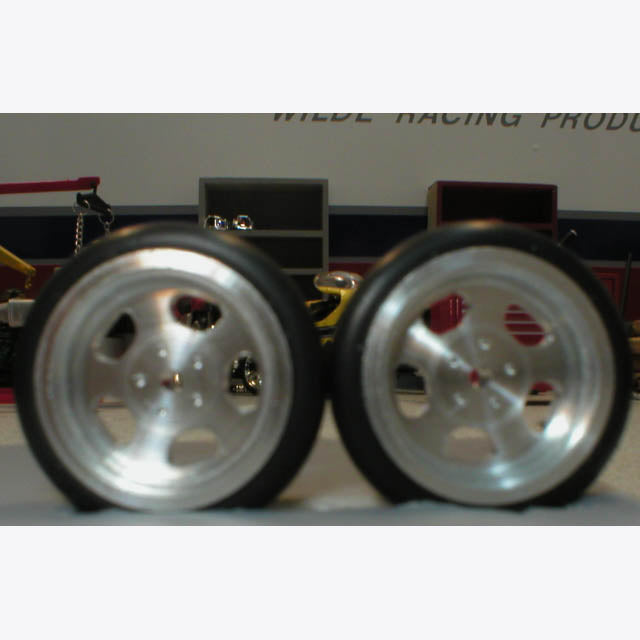 WRPW-06 WRP Halibrand Drag Racing Front Wheels
