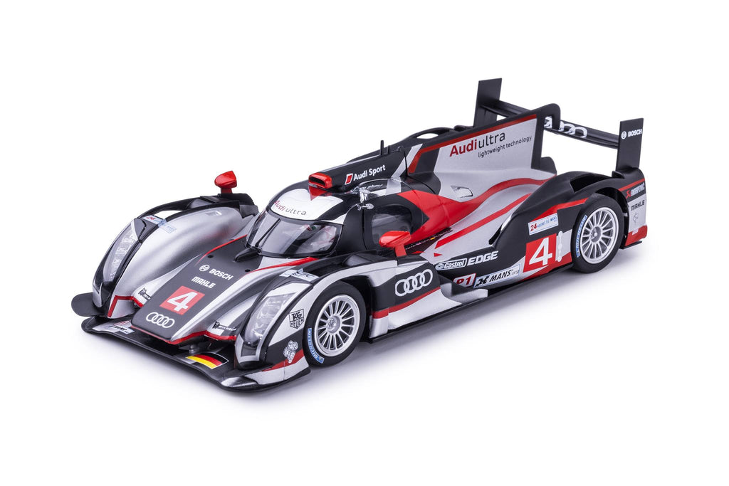 SICA38a Slot.It Audi R18 Ultra No. 4