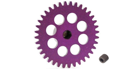 SP074936 Sloting Plus 19mm Sidewinder Axle Gear, 36T