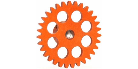 SP074431 Sloting Plus 16.8mm Sidewinder Axle Gear, 31T