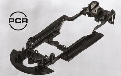 Underpan Chassis C8543 Type 991 Scalextric PCR Pro Chassis Ready Porsche 911