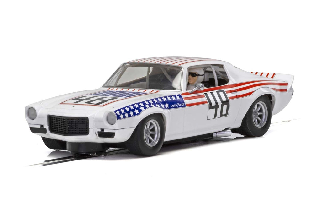 C4043 Scalextric Chevrolet Camaro Stars n Stripes No. 48