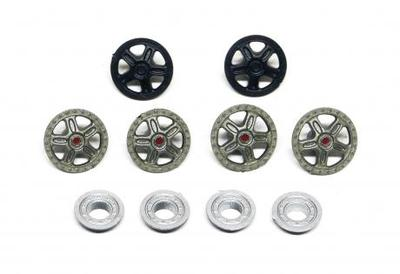 SIPA48 Slot.It Wheel Inserts, Toyota 88C