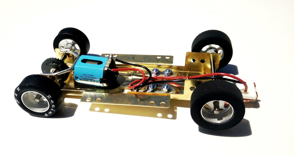 HRCH11 H&R Racing 1/24 Adjustable Rolling Chassis