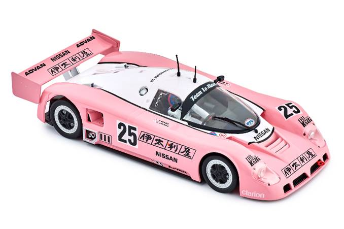 SICA28G Slot.It Nissan R19VP No. 25, JSPC 1991