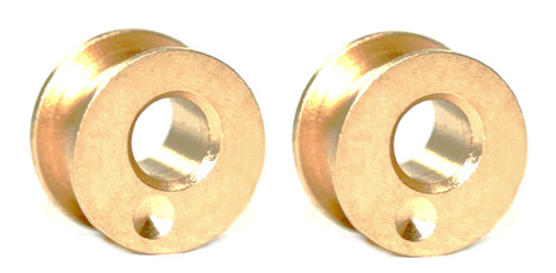 SP051200 (SLPL1016) sloting-plus Brass Bushings, Eccentric 0.3mm