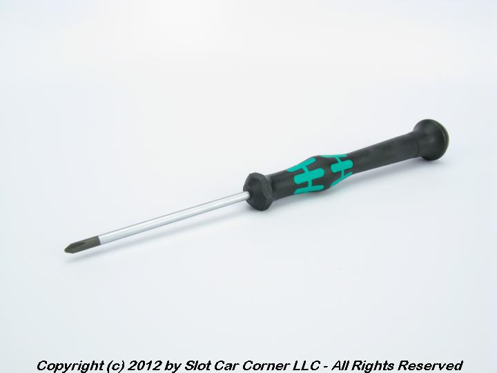 118023 Wera Screwdriver, Philips 4.0mm