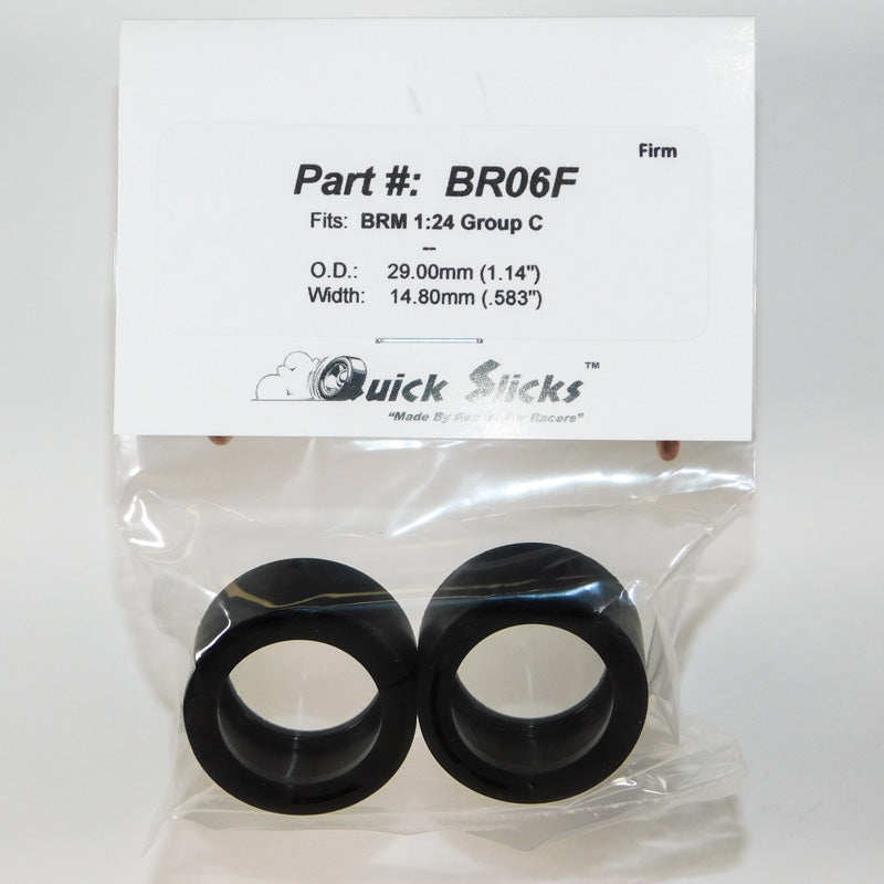 Quick Slicks BR06F tires