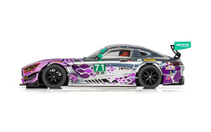 C4044 Scalextric Mercedes AMG GT3 No. 71