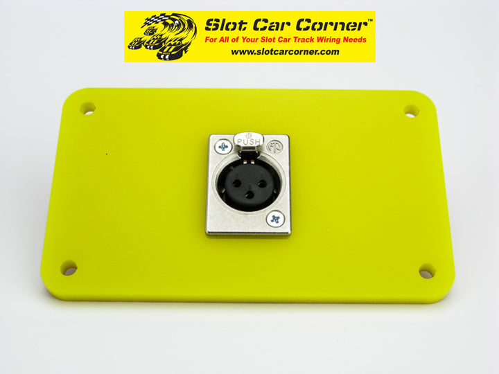 SCC XLR Driver Station Kit, Yellow