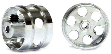 NSR5018 NSR 16 x 10mm Spanish Aluminum Wheels, Air System, Drilled
