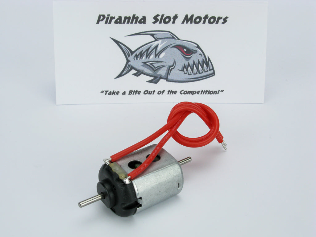 PSM21 Piranha 21,500 RPM Motor, Short-Can