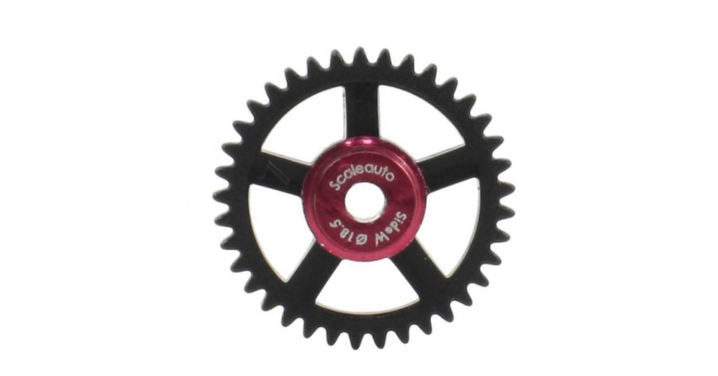 "SC-1147 Scaleauto Sidewinder Spur Gear for 3/32"", 37T"