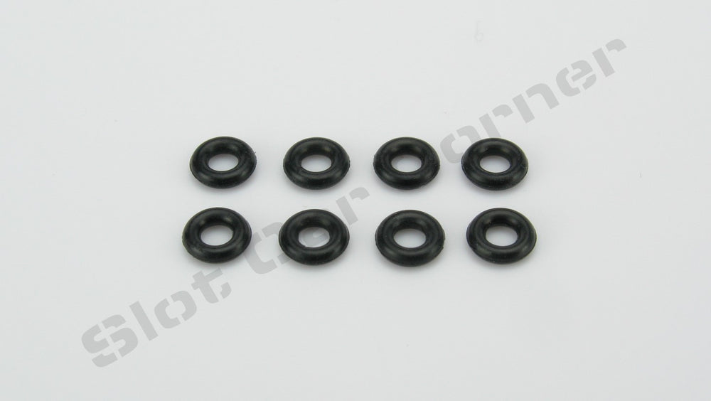 SCC Dampening Rings, 2.5mm(ID), Thin