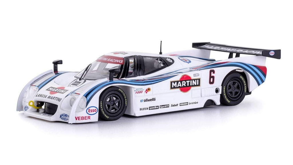 SICA08F Slot.It Lancia LC2 Martini No. 6