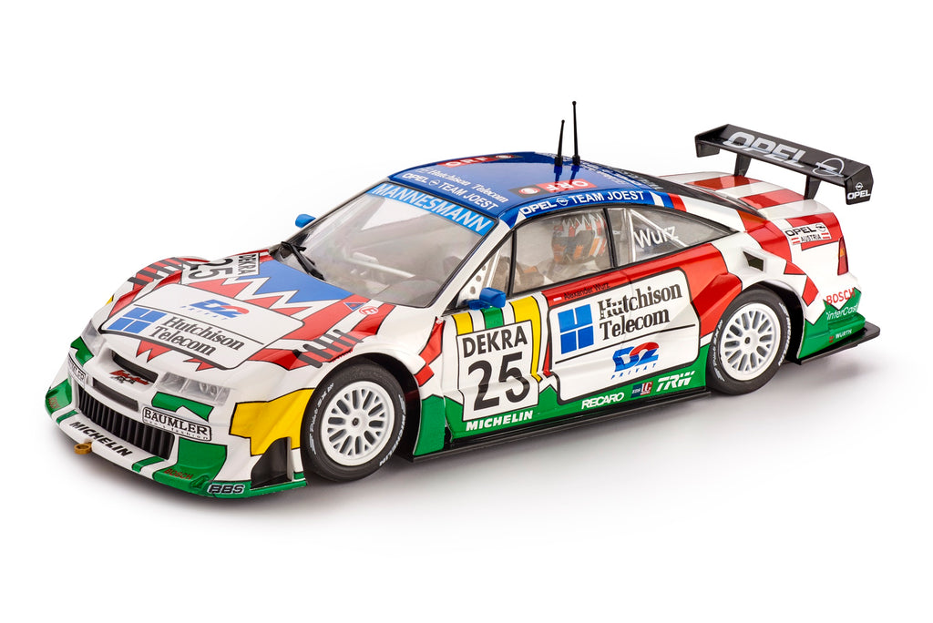 SICA36d Slot.It Opel Calibra V6 No. 25, Diepholz 1996