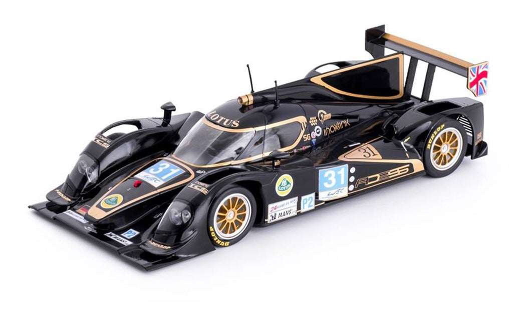 SICA39a Slot.It Lola B12/80 Le Mans No. 31
