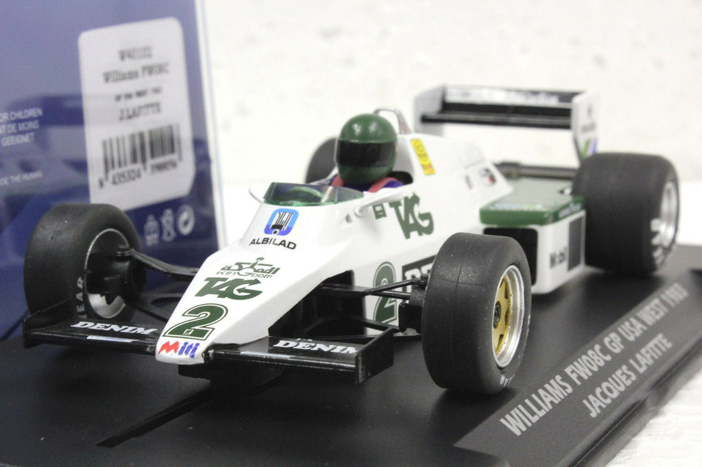W40102 Flyslot Williams FW08C No. 2, J. Lafitte