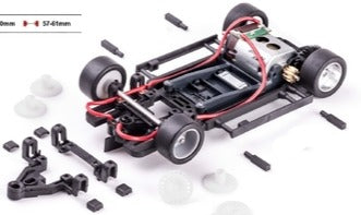 SICH31E HRS2 Chassis RTR, Sidewinder 0.5mm Offset