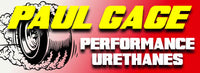 PGT-18125LM Paul Gage Urethane Tires, Firm