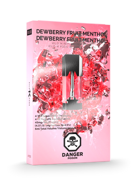 Dewberry Fruit Menthol