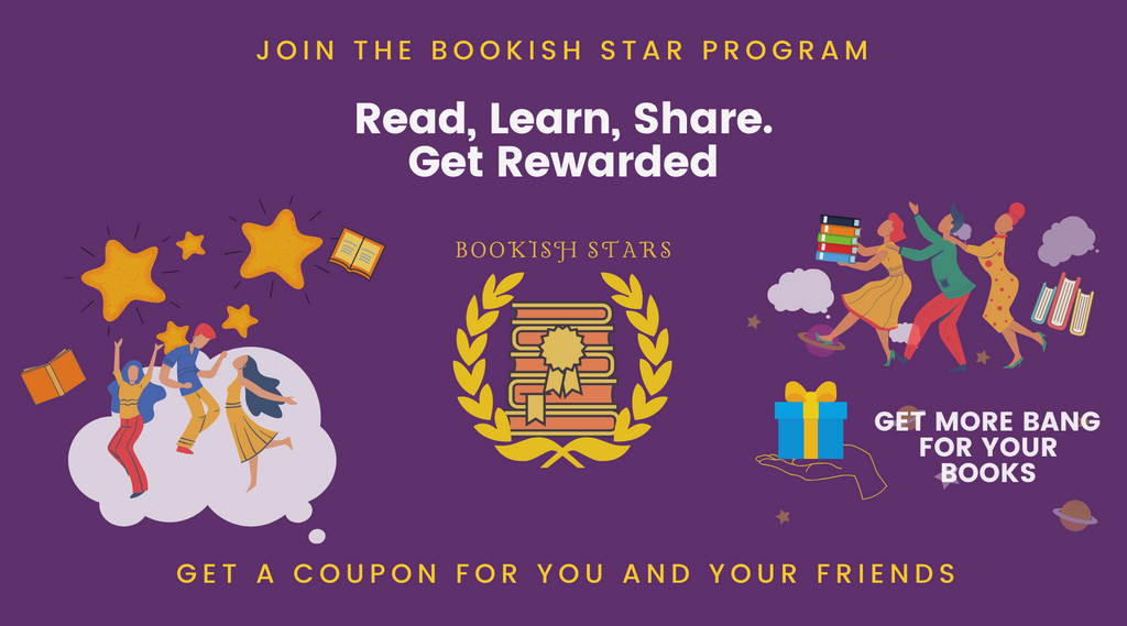 Introducing The Bookish Star Rewards Program and F.A.Q