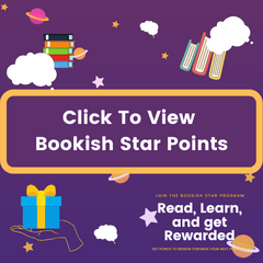 Click To View Bookish Star Points