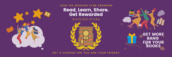 Bookish Star Points Rewards Promotional Banner