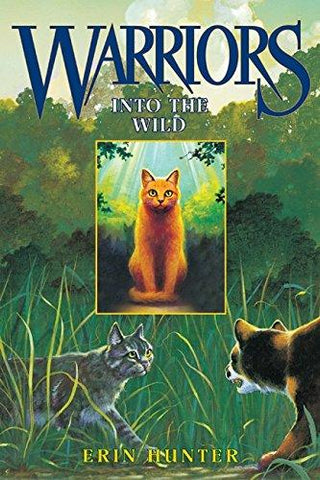 Warriors: Into the Wild: Erin Hunter, Dave Stevenson: 9780060000028: Books