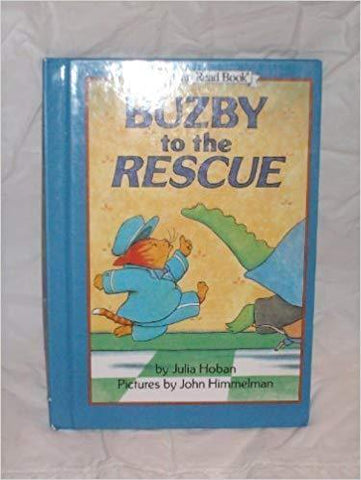 Buzby to the Rescue (An I Can Read Book) (9780060210250): Julia Hoban, John Himmelman: Books