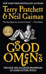 Good Omens: The Nice and Accurate Prophecies of Agnes Nutter, Witch: Neil Gaiman, Terry Pratchett: 9780060853983: Books