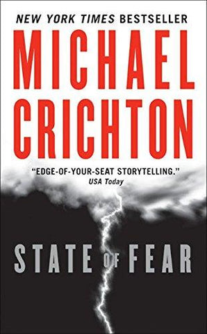 State of Fear (9780061015731): Michael Crichton: Books